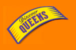 Discover Queens partial logo