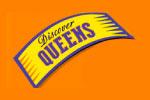 Discover Queens partial logo
