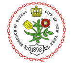 Queens Bourough seal